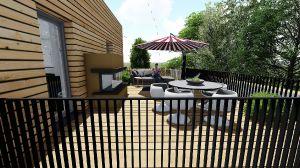 WE 4 Detailansicht Terrasse