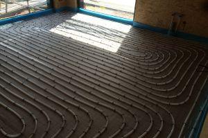 Heizung und Kühlung per Luftwärmepumpe in allen Räumen